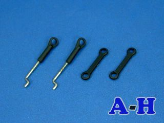EK1-0208 E-Sky Cyclic Links and Pushrods