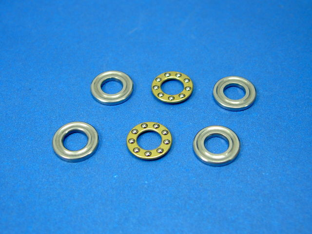 GBT5124 High Grade Thrust Bearing (5x12x4)