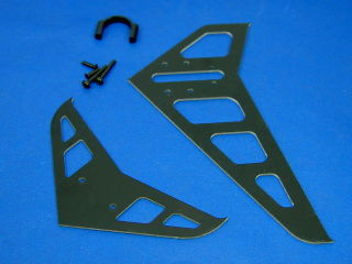 GS3-2401 Frame Parts (Tail Fin Set for 12mm)