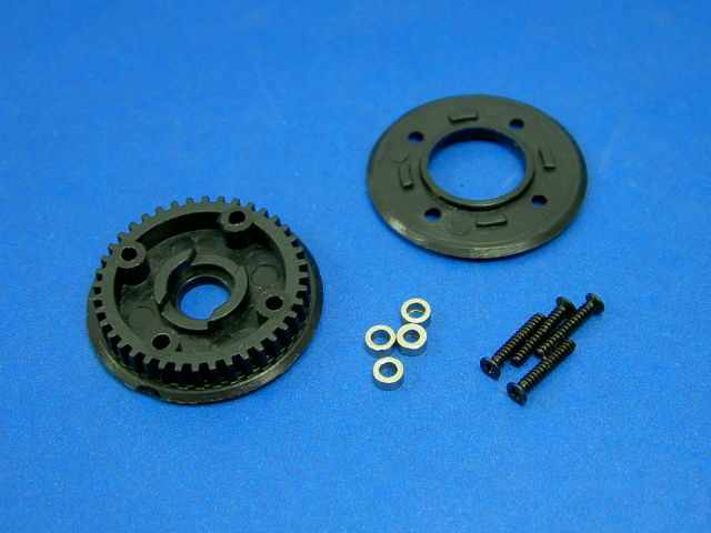 GS3-2406 Frame Parts (40T Belt Gear Set)