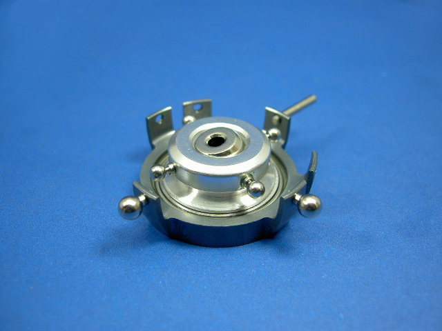 GS3-6204A CNC Swashplate (Gun Metal 3mm)