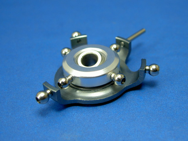 GS3-6206A 120 degree CNC Swashplate (Gun Metal 5mm)