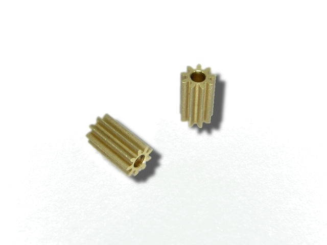 GS3-9202 10T Brass Pinion(2.3mm)