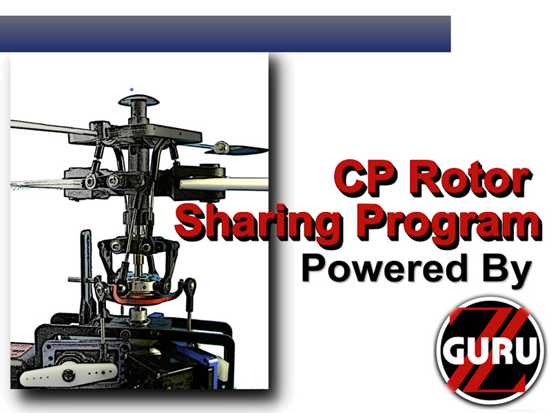 Guru-Z & Addictive-Hobby : CP Rotor Sharing Program